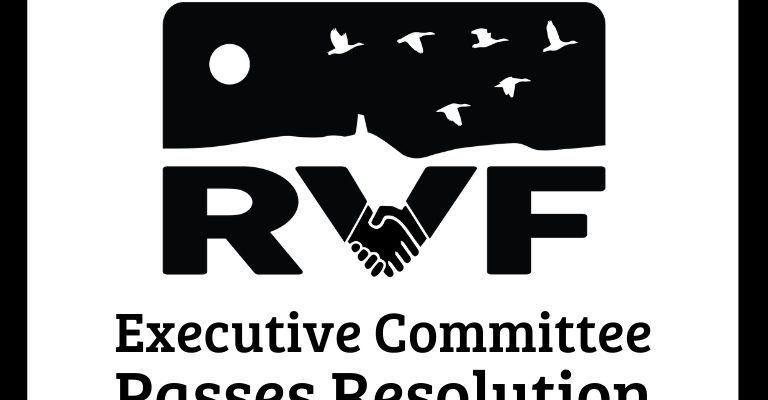 about RVF Executive Committee Passed Resolution